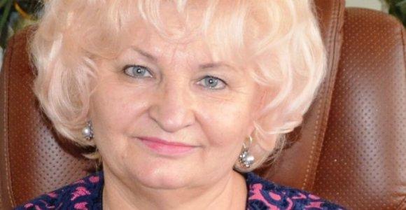 Marijampolės mere išrinkta I.Lunskienė, oficialiai patvirtino VRK