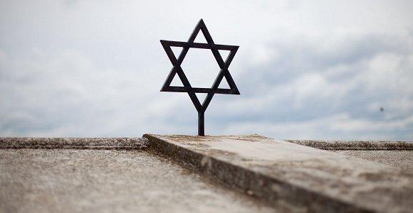 Šiaulių geto vartų vietoje ketinama statyti akmeninę Dovydo žvaigždę su lietuviška juosta