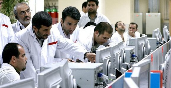 Iranas paleido modernias urano sodrinimo centrifugas