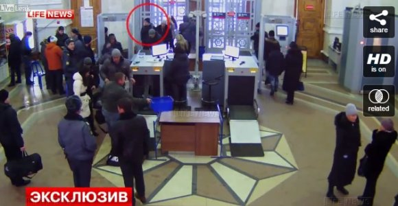 Rusijos teismas keturis asmenis pripažino kaltais dėl sprogdinimų Volgograde