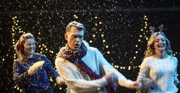 B.Nicholson – apie muziką, nuteikiančią šventėms, ir dalykus, neatsiejamus nuo Kalėdų