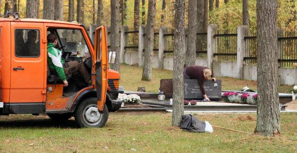 JAV gyvenantį vyrą nustebino mokestis Kauno kapinėse: Vilniuje už tai mokėti nereikia