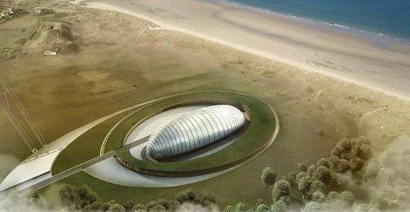 Britai ketina statytis 15 mažų atominių elektrinių