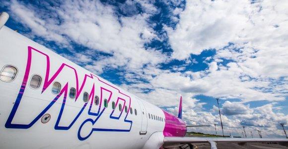 """""""Wizz Air"""" pristato naują mobiliąją programėlę, leisiančią patogiau sekti kelionę"""