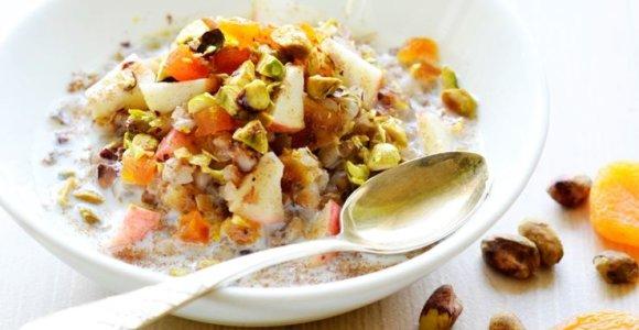 Pusryčiams – košė: kokias virti rudenį? 10 idealių receptų