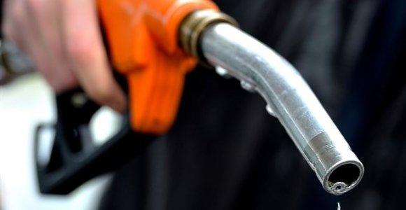 Rusijos degalų gamintojai kainas šiemet kilstelėjo beveik 15 proc.