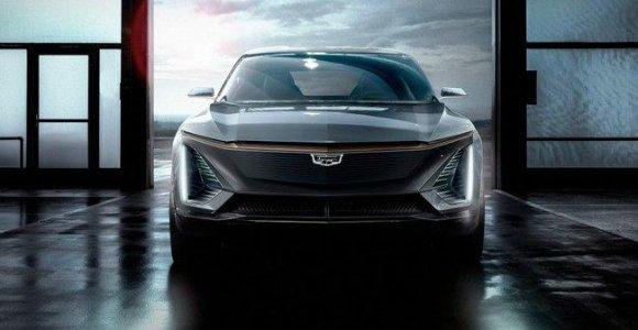 """""""General Motors"""" statys gigantišką baterijų gamyklą: žada rekordiškai žemą baterijų kainą"""