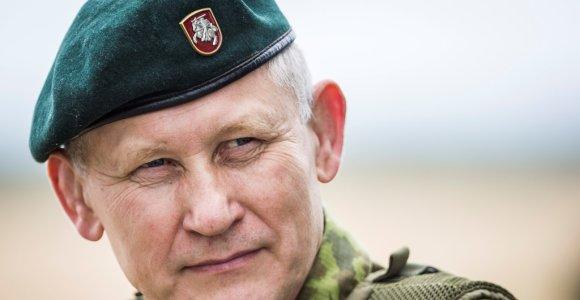 Klaipėdos miesto konservatorių lyderiu išrinktas buvęs kariuomenės vadas A.Pocius
