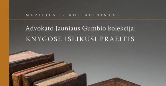 Lietuvos nacionalinio muziejaus leidiniai Vilniaus knygų mugėje