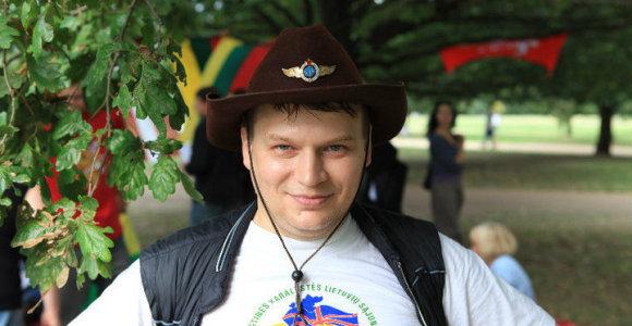 Emigranto skundas: Jungtinės karalystės lietuvių bendruomenės vardu vykdoma V.Putino ir homofobiška propaganda