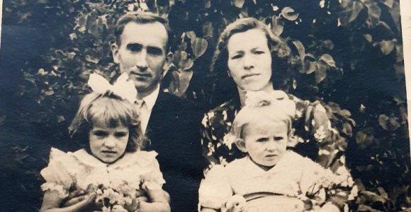 Mirė Zosė Jakavonienė, partizano Juozo Jakavonio-Tigro žmona