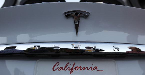 """Elektromobiliams iškilo grėsmė? """"Tesla"""" susirūpinusi – """"jau artimiausioje ateityje gali pritrūkti šių medžiagų"""""""
