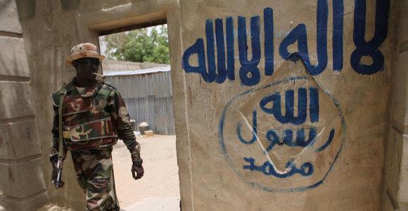 """Nigerio kariuomenė nukovė 120 """"teroristų"""""""