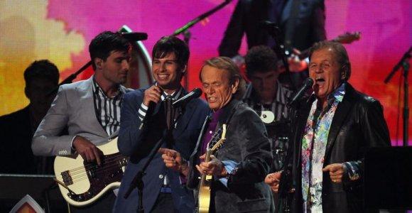 """Tornadas Oklahomoje smogė kazino per """"Beach Boys"""" koncertą"""