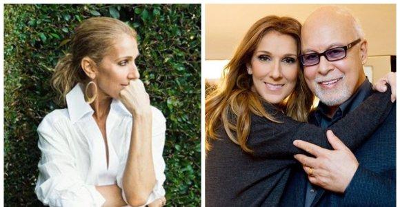 Celine Dion naujiems santykiams dar nepasiruošusi: po vyro mirties atverti širdį nėra lengva