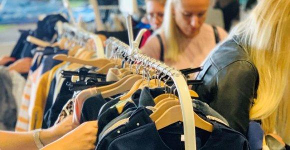 """Sostinės mugėje """"Fashion bazaar. Mada"""" – madų šou ir stilingas konkursas vaikams"""
