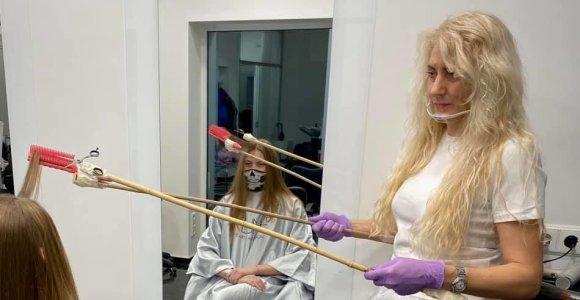 Viruso smūgis smulkiajam verslui Panevėžyje: maitinimo įstaigos keičia taktiką, grožio salonai – aklavietėje