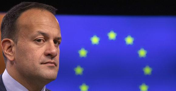Atsistatydino Airijos premjeras