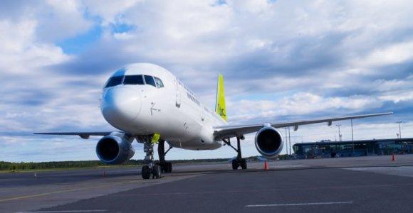"""""""Tez Tour"""" klientus į Egipto kurortus iš Rygos skraidins """"Air Baltic"""""""