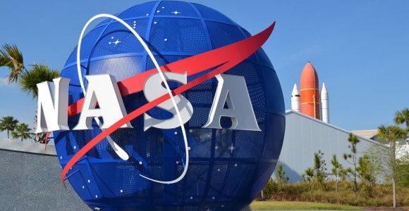 Ne, NASA įrenginių valdyti klimatui neturi