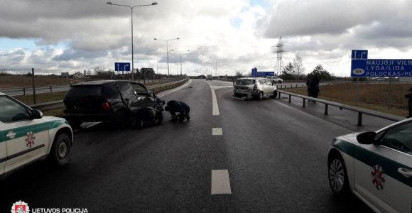 Trečiadienį tarp nukentėjusiųjų eismo įvykiuose – vėl daugiausia pėsčiųjų