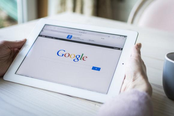 """""""Shuterstock"""" nuotr./""""Google"""" – geidžiamiausias darbdavys pasaulyje."""