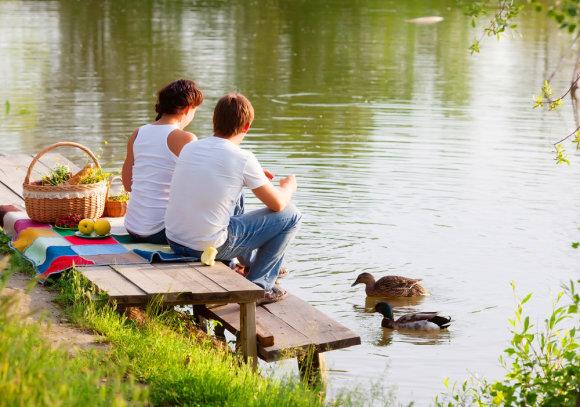 Shutterstock nuotr./Pora iškylauja.