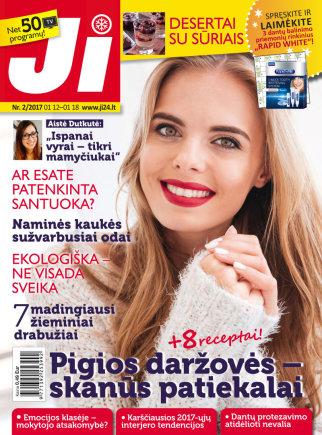 """Redakcijos archyvo nuotr./Žurnalas """"Ji"""" (2 nr.)"""