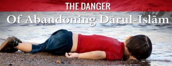 """""""Islamo valstybė"""" nuskendusio Alano nuotrauką naudoja savo propagandai"""