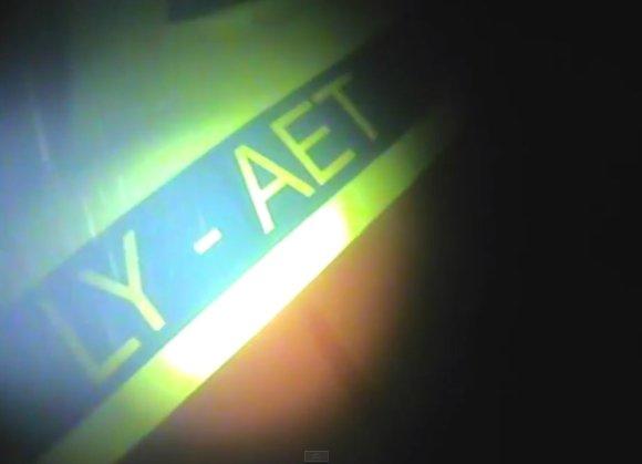 Kadrai iš filmuotos medžiagos/Lėktuvas An-2