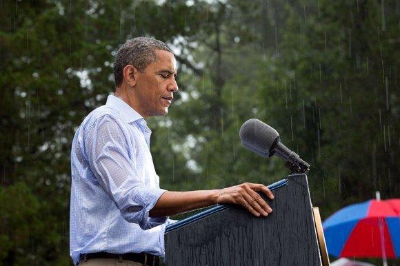Baltųjų rūmų nuotr./Barackas Obama