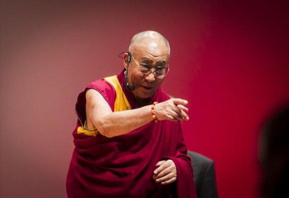 Irmanto Gelūno/15min.lt nuotr./Dalai Lama