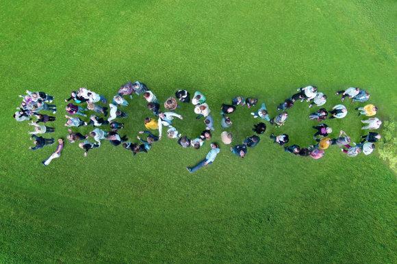 aerofotografija.lt nuotr./15min.lt komanda džiaugiasi pasiekusi daugiau nei 1 000 000 skaitytojų