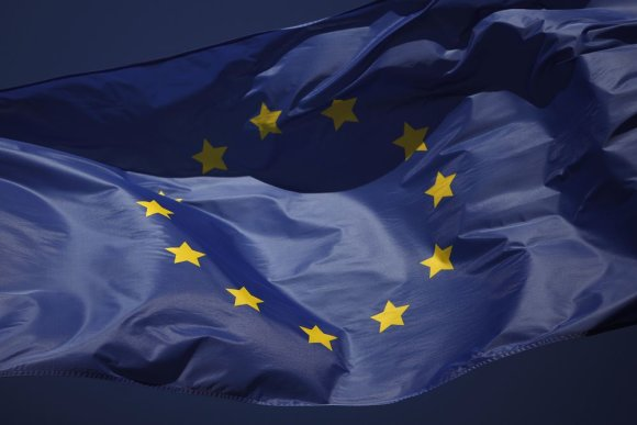 """Reuters""/""Scanpix"" nuotr./ES vėliava"