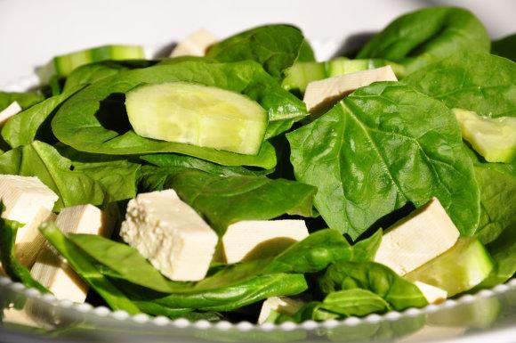 Flickr.com/Valgykite daugiau šviežių salotų