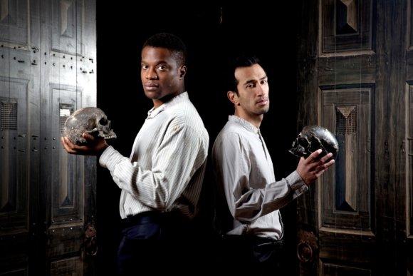 Globe teatras pradeda pasaulines gastroles su spektakliu Hamletas