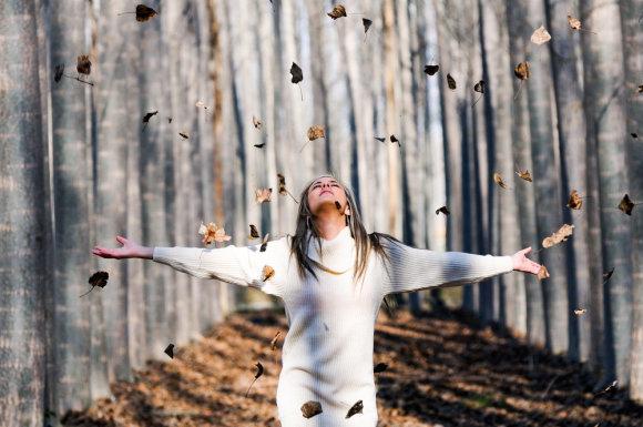 """""""Shutterstock"""" nuotr./Moteris miške"""