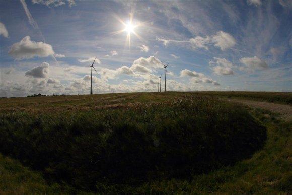 LVEA nuotr./Vėjo jėgainės