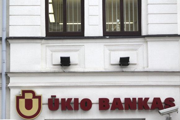 Eriko Ovčarenko/15min.lt nuotr./Ūkio bankas