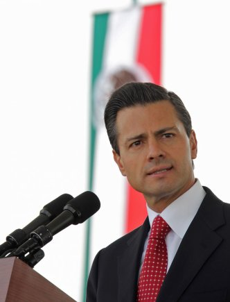 """""""Reuters""""/""""Scanpix"""" nuotr./Enrique Pena Nieto"""