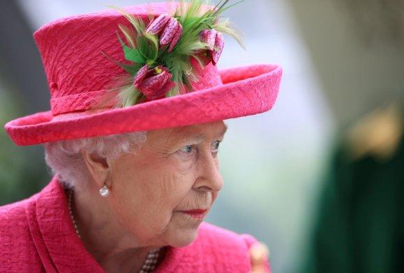 """""""Scanpix""""/""""PA Wire""""/""""Press Association Images"""" nuotr./Karalienė Elizabeth II"""