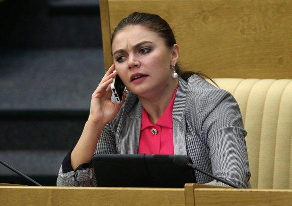 """Scanpix""/""ITAR – TASS"" nuotr./Alina Kabajeva"