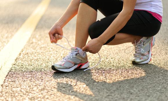 Shutterstock nuotr./Sportiniai bateliai