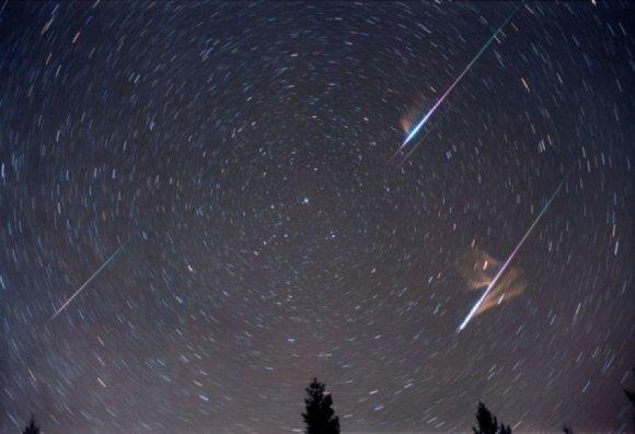 15min.lt iliustr./Meteorai Lietuvos danguje