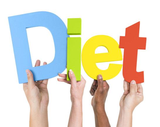 Fotolia nuotr./Dieta