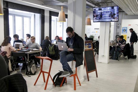 """""""Reuters""""/""""Scanpix"""" nuotr./Startuolių biuras"""