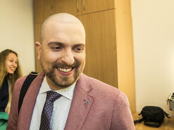 Viganto Ovadnevo/Žmonės.lt nuotr./Deivydas Zvonkus