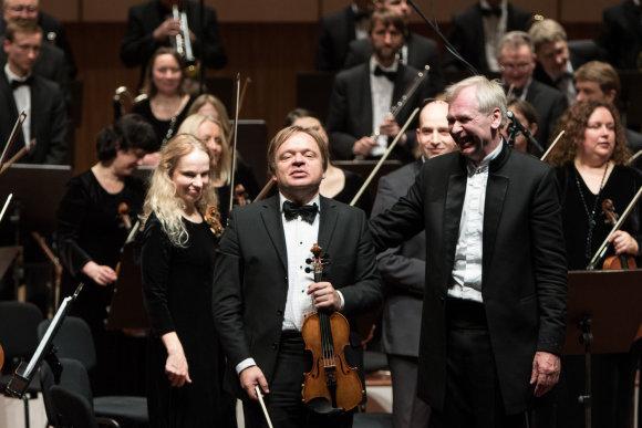 .A.Pozarskio nuotr./Lietuvos valstybinis simfoninis orkestras