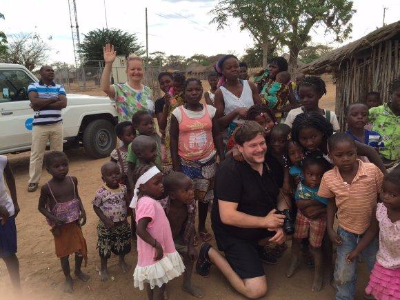 UNICEF nuotr./Merūnas Vitulskis Mozambike
