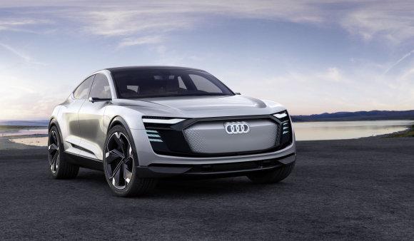 """Audi e-tron Sportback"""